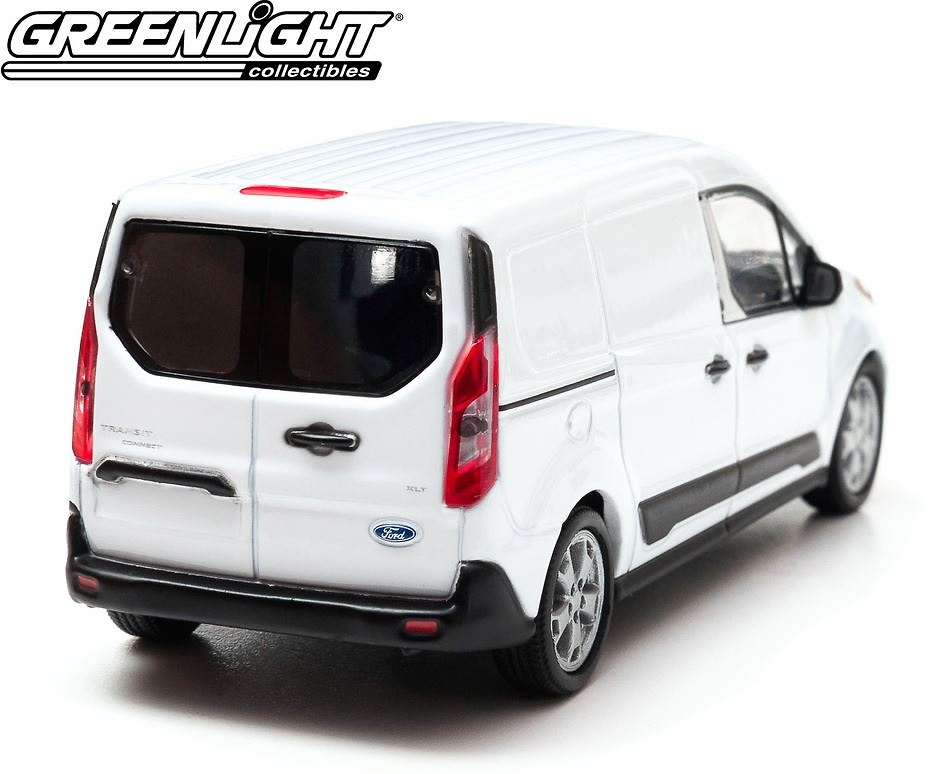 Ford Transit Connect - 2014 Greenlight 86044 escala 1/43