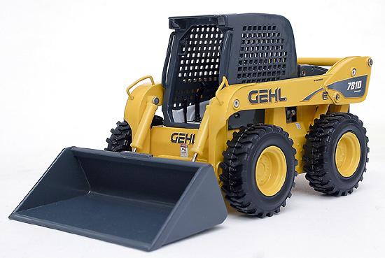 GEHL 7810E Minicargadora Joal 1/25