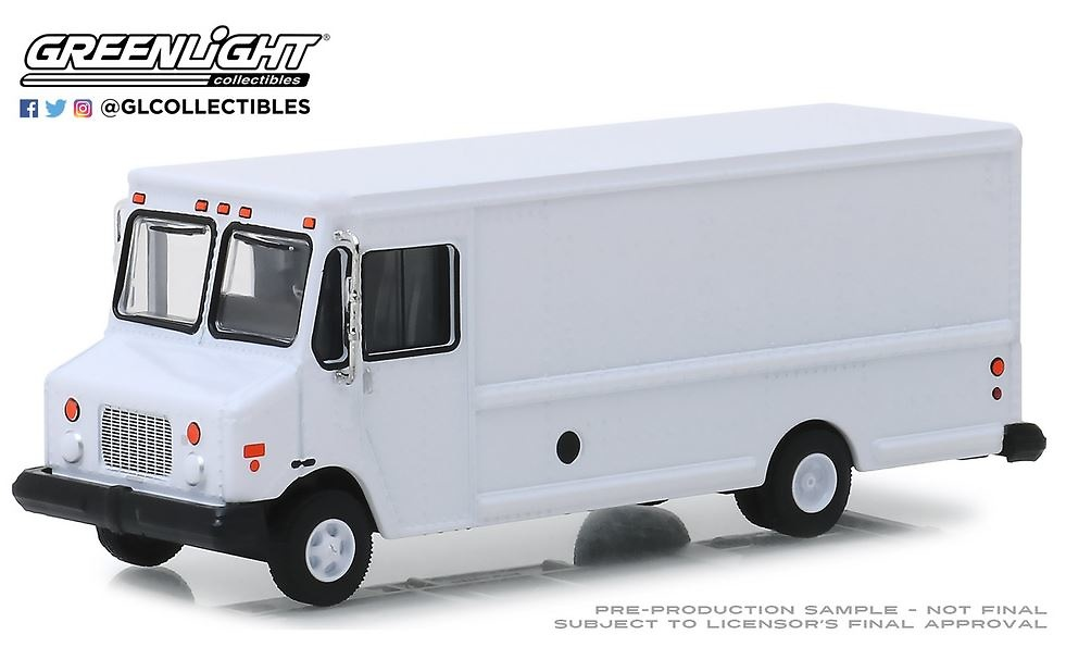 GMC Furgoneta de reparto Greenlight 30097 escala 1/64