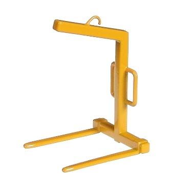 Gancho Porta-Palés NZG 506/17 escala 1/50