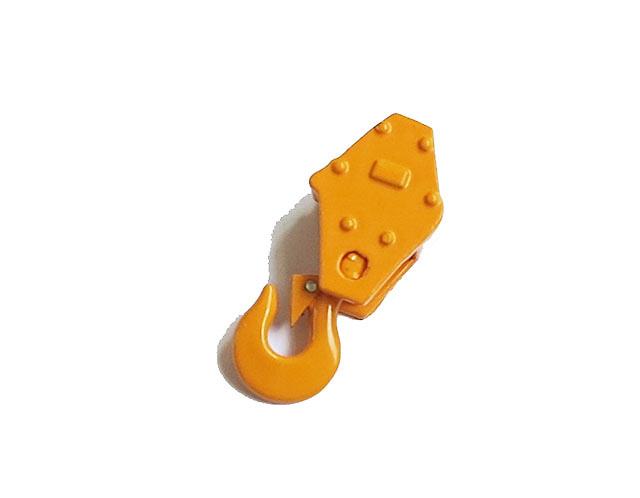 Gancho grua amarillo 25 t mit 3 Seilrollen, Ycc escala 1/50