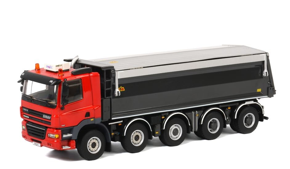 Ginaf camion volquete Wsi Models 04-1119