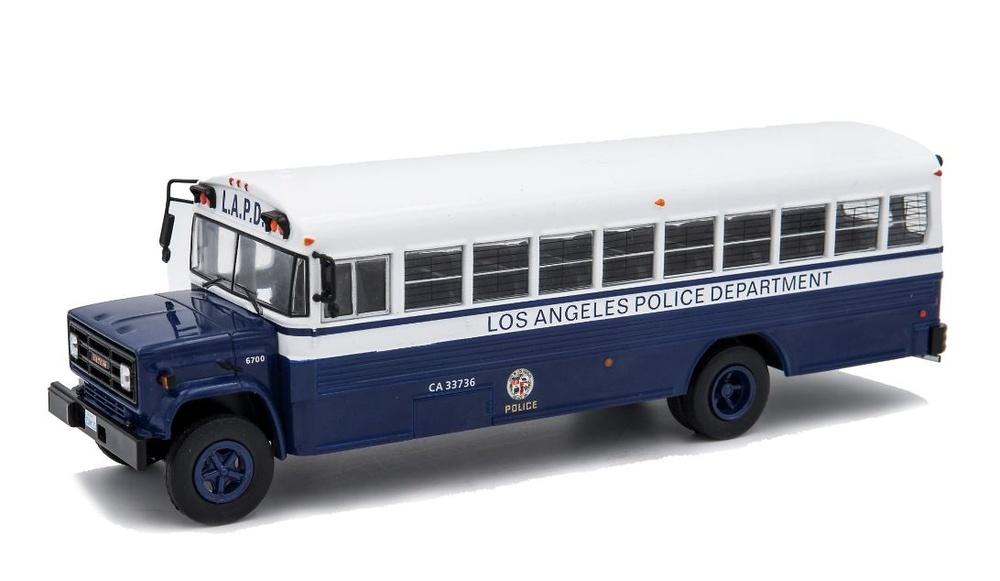 Gmc 6000 LAPD Police - Ixo Models 1/43