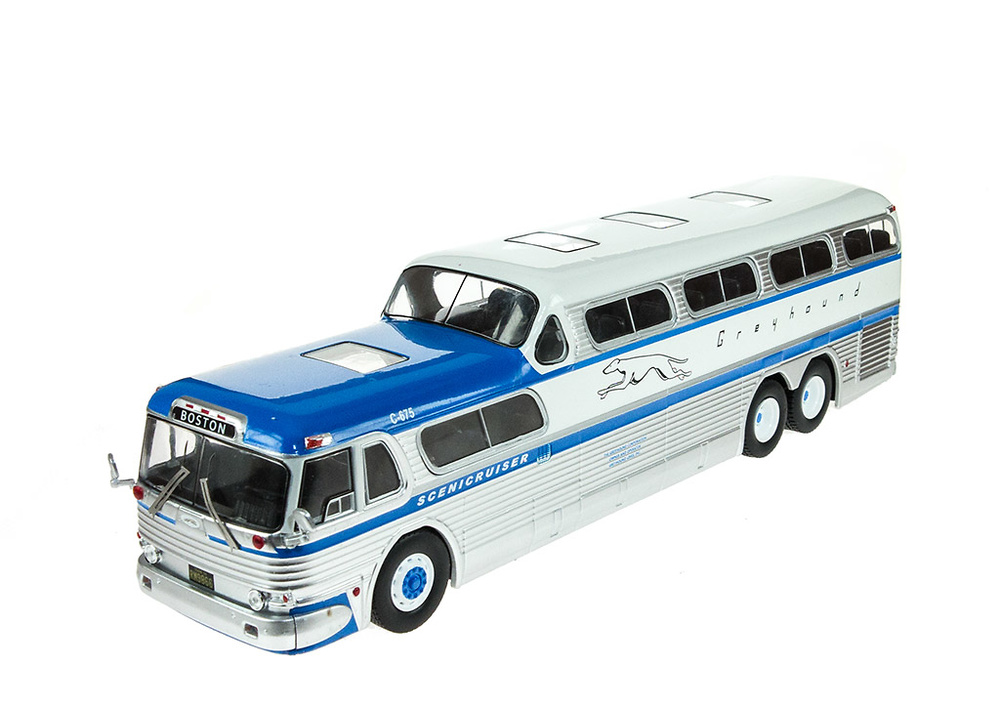 Greyhound Bus 1956 - Ixo Models 1/43