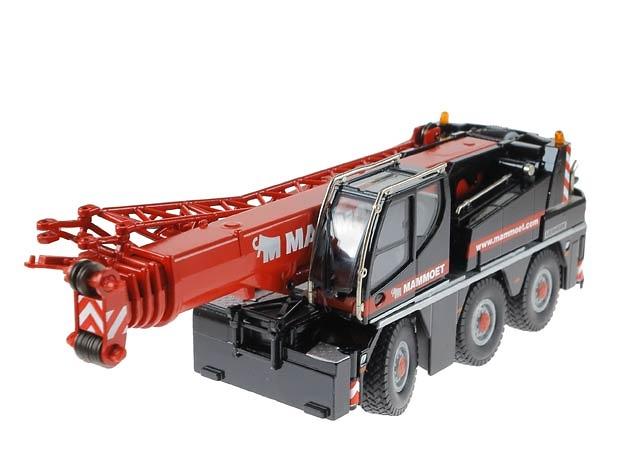 Grua Liebherr LTC 1045-3.1 Mammoet, escala 1/50, Conrad Modelle 2109/02