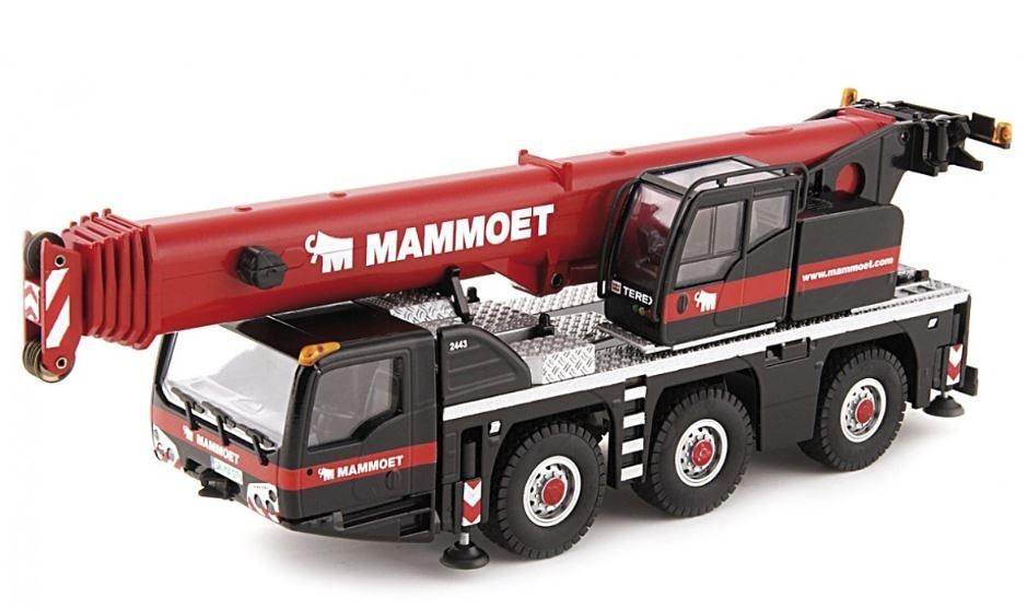 Grua Mammoet AC 55-3 Conrad Modelle escala 1/50