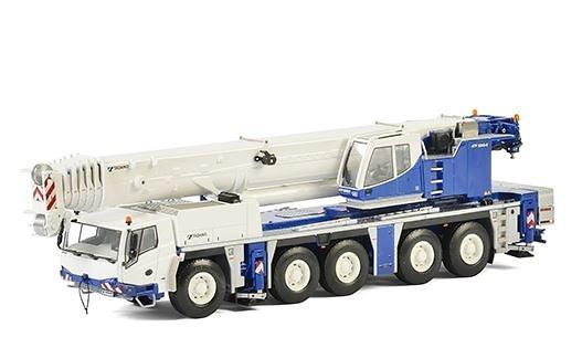 Grua Tadano Faun ATF220G-5 Wsi Models escala 1/50
