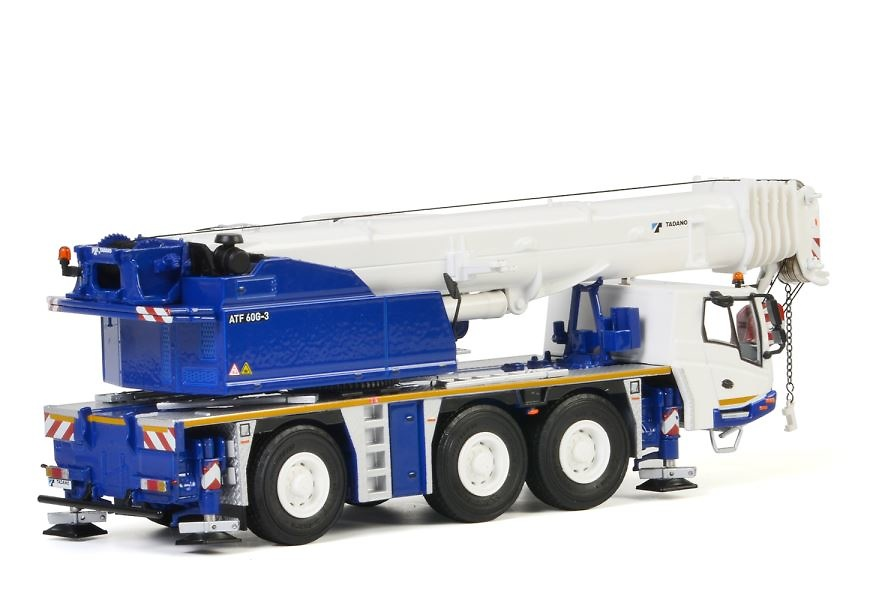 Grua Tadano Faun ATF 60G-3 Wsi Models escala 1/50