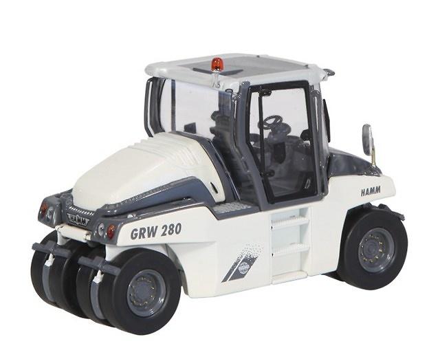 HAMM GRW 280 apisionadora rueda de goma, Nzg 1/50 832/02