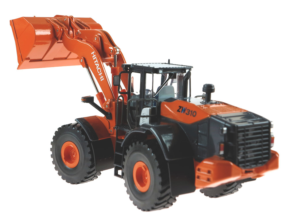 Hitachi ZX310 cargadora con ruedas, China 1/50