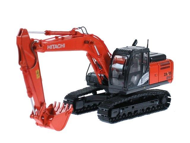 Hitachi Zaxis 210 5 Bagger 1 50