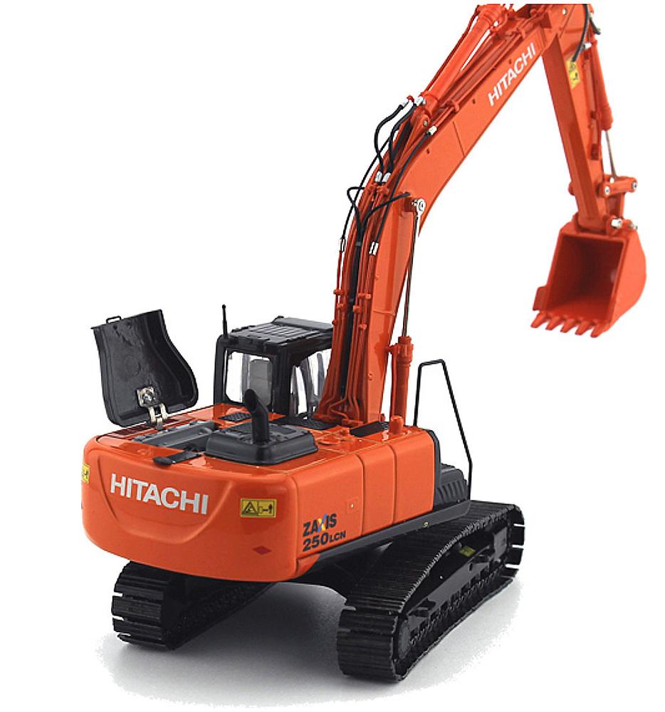 Excavadora Hitachi Zaxis 250 Lcn