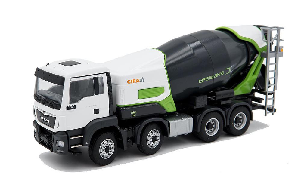 Hormigonera Cifa Energya E8-E9 - Man Tgs Euro 6 Conrad Modelle 77235