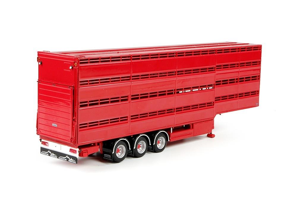 Houghton Parkhouse transporte animales 4-pisos Tekno 70608 escala 1/50