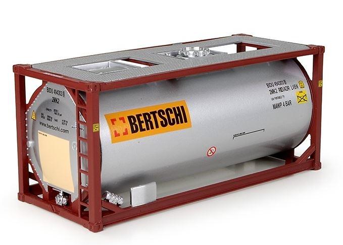 ISO contenedor 20ft Bertschi - Tekno 70777 escala 1/50