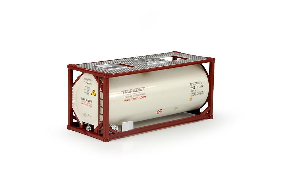 ISO tankcontainer Tekno 70507 escala 1/50