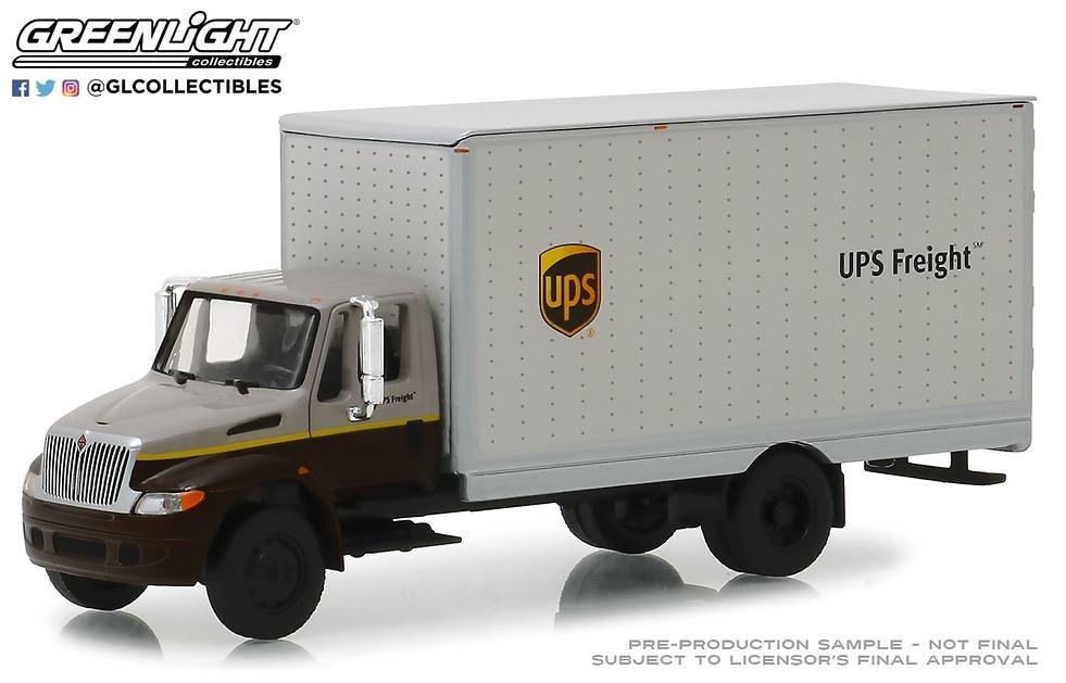 International Durastar UPS Greenlight 33150B