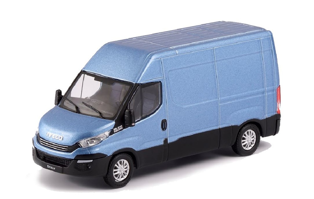 Iveco Daily my16 Hi Matic Eligor 116102 escala 1/43
