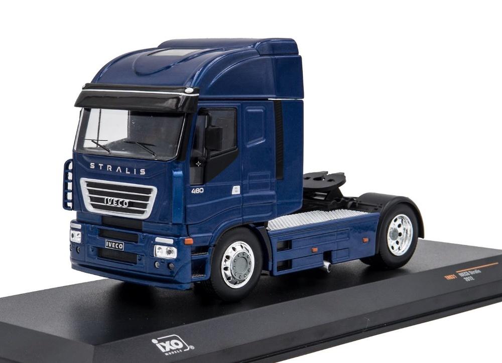 Iveco Stralis 480 - 2012 - Ixo Models 1/43