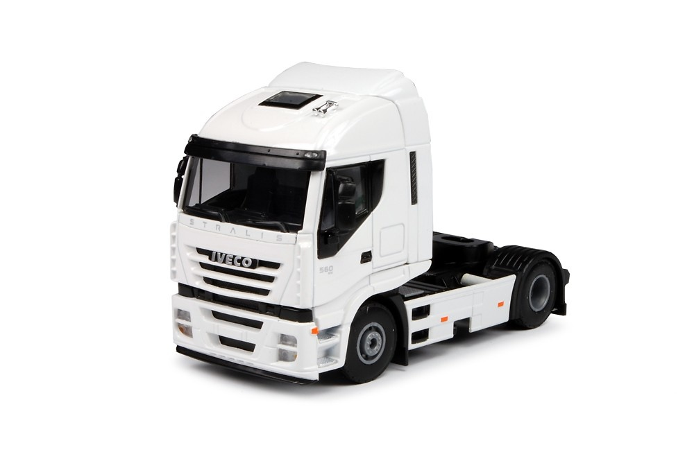 Iveco stralis AS 4x2 blanco, Lion Toys 20080 escala 1/50