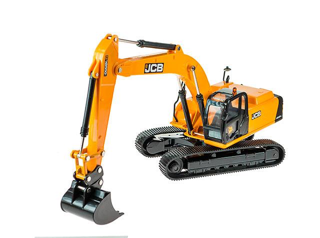 JCB JS330 excavadora, Britains 43044 escala 1/32