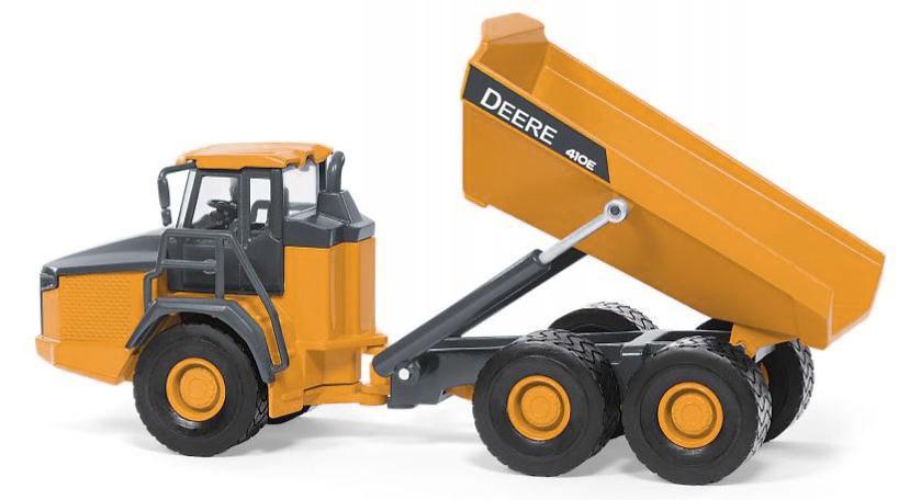 John Deere Dumper Siku 3506 escala 1/50