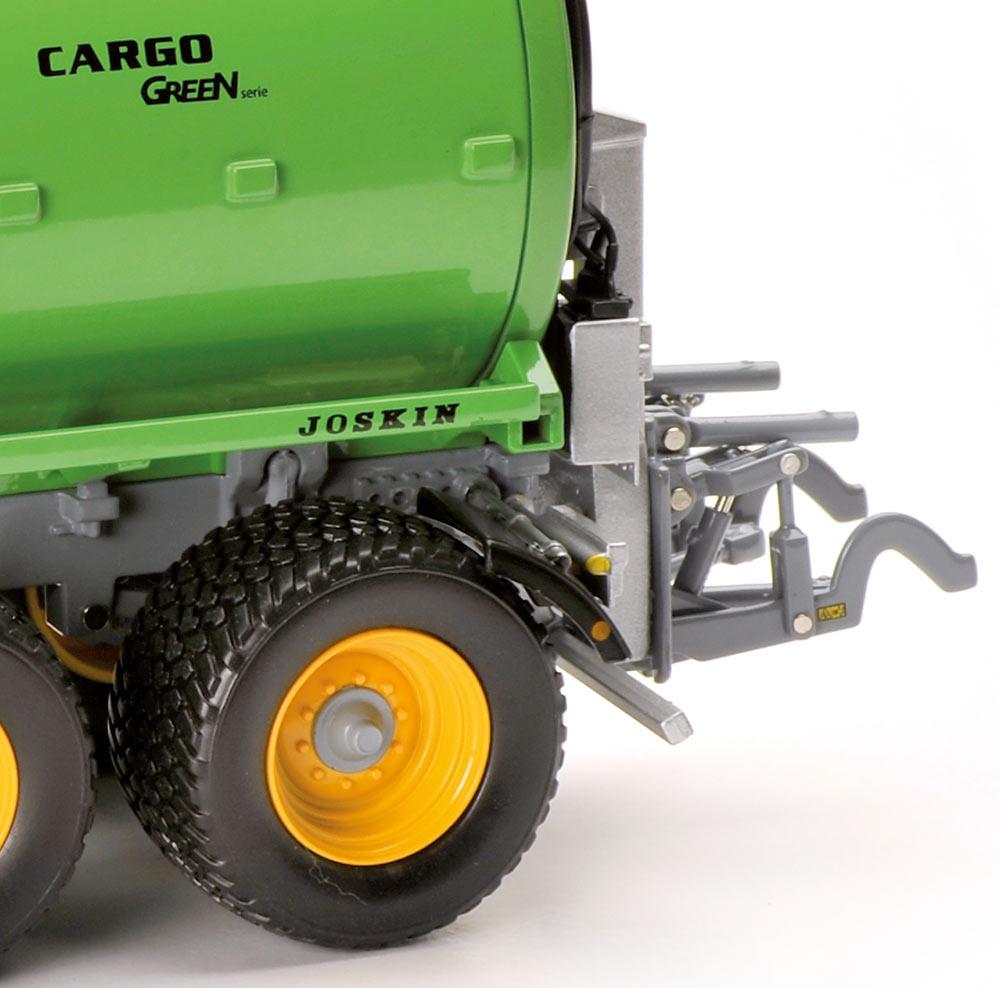 Joskin Cargo cisterna verde 24000 Ros Agritec 60214 escala 1/32