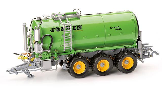 Joskin Cargo GREEN TANK 24000 Ros Agritec 60214 escala 1/32