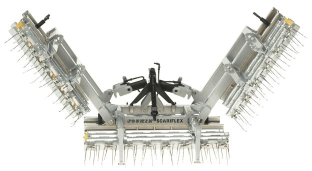 Joskin Scarifelx Aireador Ros 60112 escala 1/32