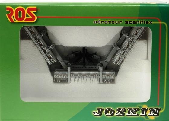 Joskin Scariflex Aireador Ros Agritec 60112 escala 1/32
