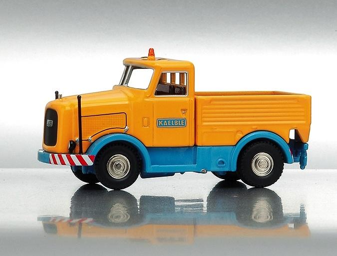 KAELBLE K632 Tractora Transp. Esp. Bub 1/87