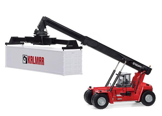 Kalmar Reachstacker contenedor Motorart 13788 escala 1/50