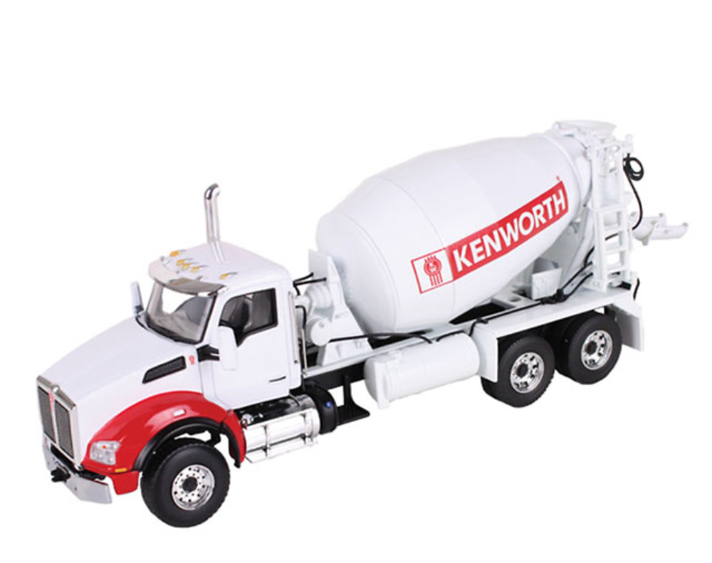 Kenworth T880 hormigonera First Gear 3317 escala 1/50
