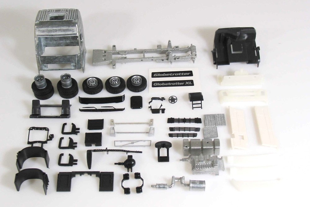 Kit Volvo Globetrotter XL 4x2 Tekno 54068 escala 1/50