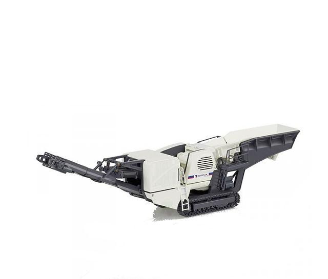 Kleemann MC110Z crusher Eurovia Nzg Models 878/01 escala 1/50