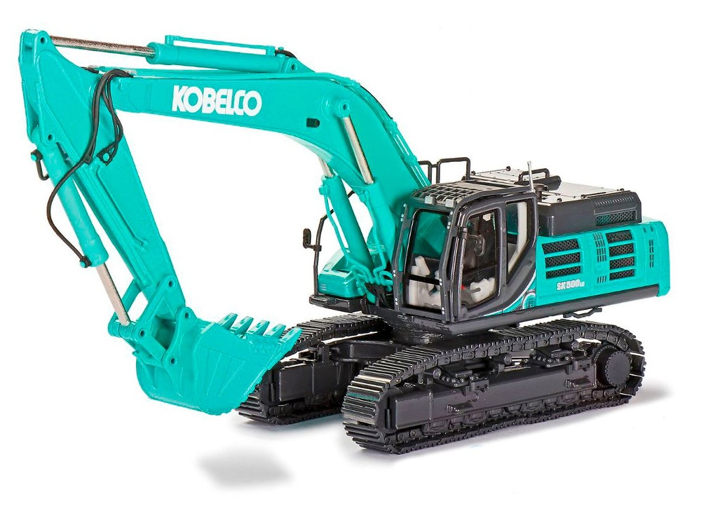 Kobelco Sk500Lc-10 excavadora, Conrad Modelle 2210 escala 1/50