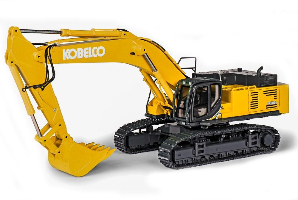 Kobelco Sk500Lc-10 excavadora US Version Conrad Modelle 2210 escala 1/50