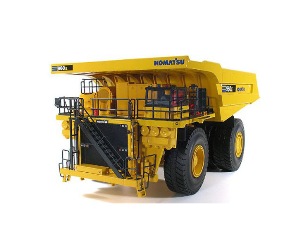 Komatsu 960E-2K Dumper mineria (nueva version), First Gear 3244 escala 1/50
