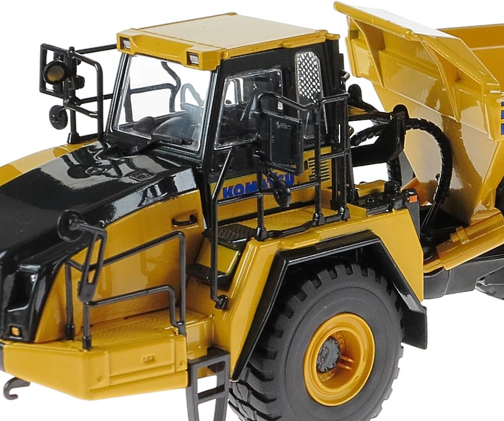 Komatsu HM400-3 Dumper articulado First Gear 3255 escala 1/50