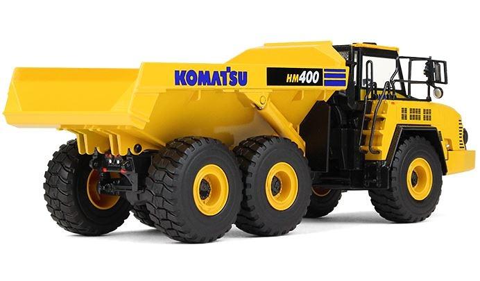 Komatsu HM400-5 First Gear 3347 escala 1/50