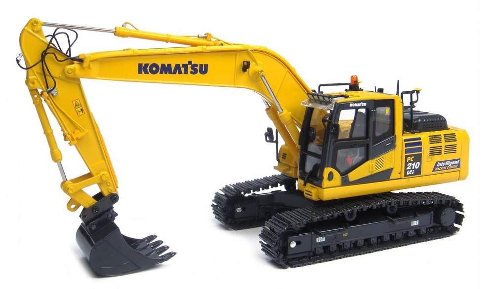 Komatsu PC210LCi-10 Intelligent Machine Control Universal Hobbies 8104 escala 1/50