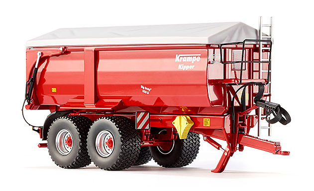Krampe Big Body 650 S Wiking 77335 escala 1/32