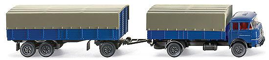 krupp 806 (1964-68) Camion c/Remolque, Wiking 7991538