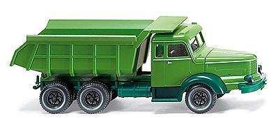Krupp Titan Volquete Verde Wiking 08664033