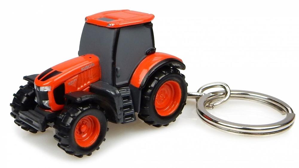 Llavero tractor Kubota M7171 Universal Hobbies 5810