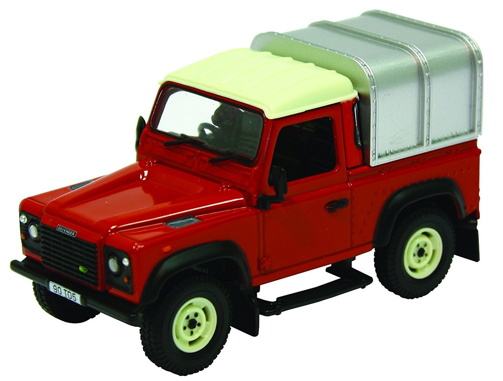 Land Rover Defender 90 Britains 42732 escala 1/32