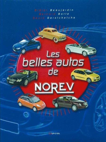Les Belles autos de Norev (Libro en Francés)