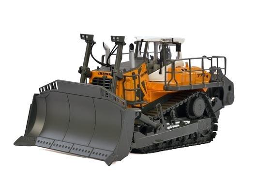 Liebherr-Bulldozer PR 776 Litronic Wsi Models 64-2000 escala 1/50