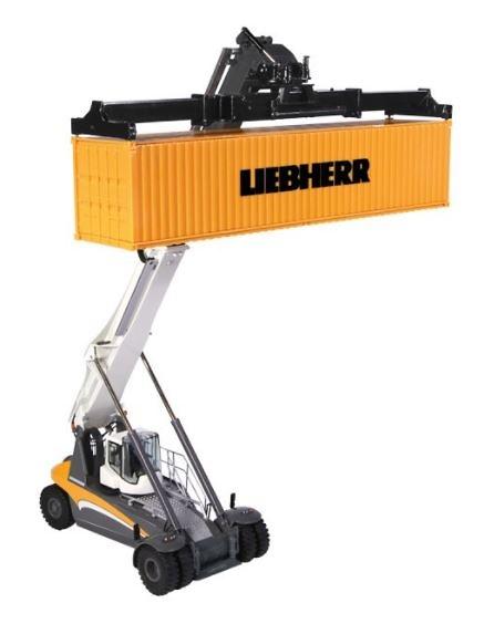 Liebherr LRS545 Manipuladora Contenedores Nzg Modelle 960