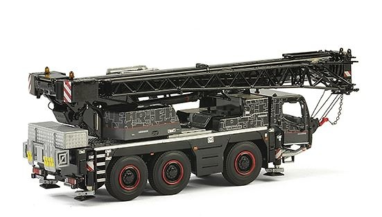 Liebherr LTM 1050 -3.1 (Black Edition) WSI Models escala 1/50